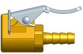Адаптер для присоединения шланга к груз. вентилю R-0517-2